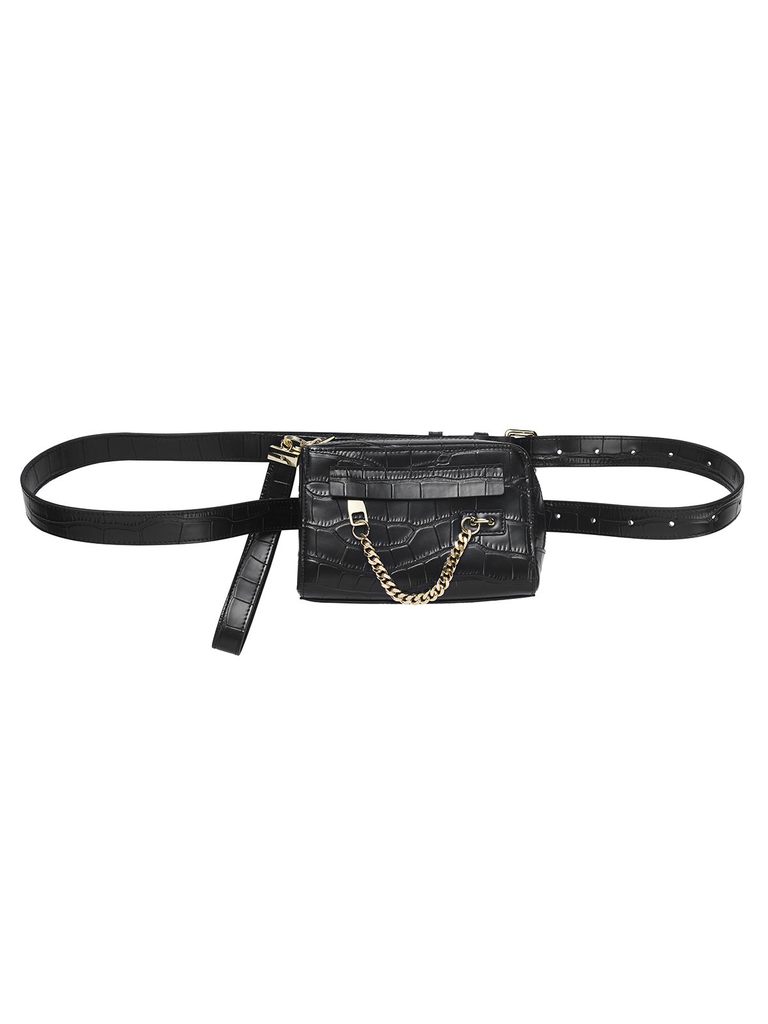 8 Other Reason 8 Other Reasons x Jill Jacobs fanny pack zwart