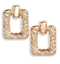 8 Other Reason 8 Other Reasons x Jill Jacobs Quinn hoops earrings gold
