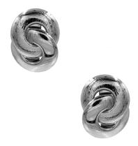 8 Other Reasons x Jill Jacobs Lou hoops oorbellen zilver