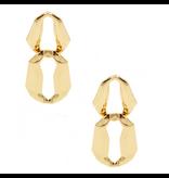 8 Other Reasons x Jill Jacobs Lara dusters earrings gold