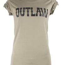 VLVT VLVT Outlaw T-Shirt grün