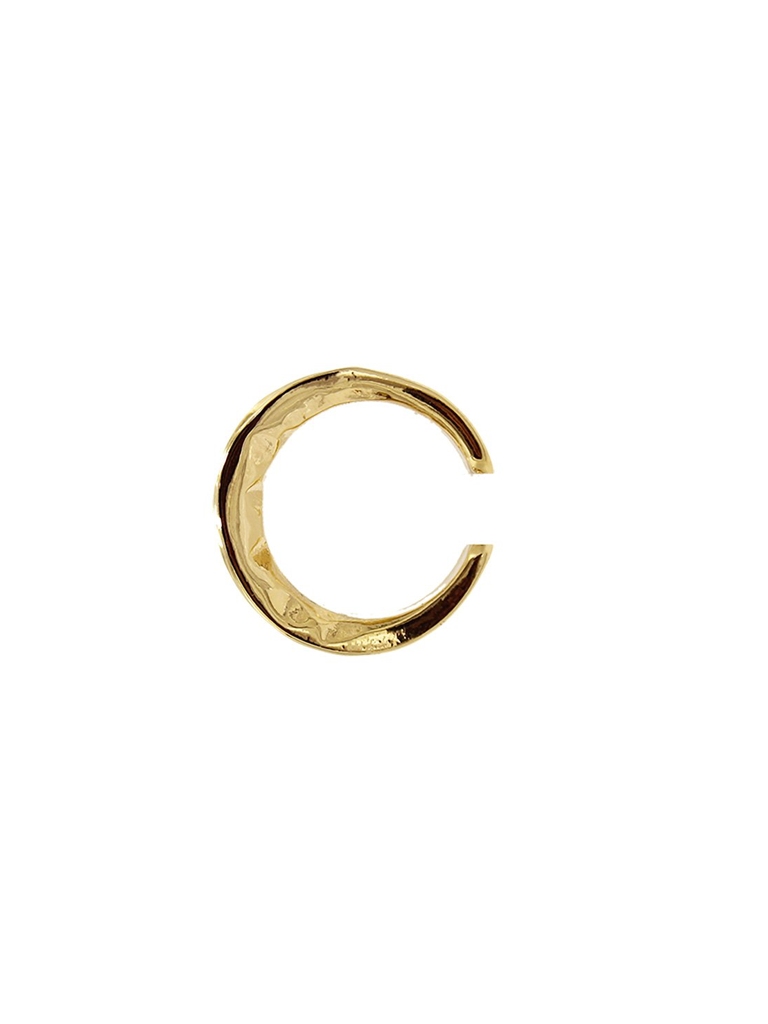 8 Other Reasons x Jill Jacobs Charlie earcuff gold