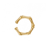 8 Other Reasons x Jill Jacobs Troy earcuff goud