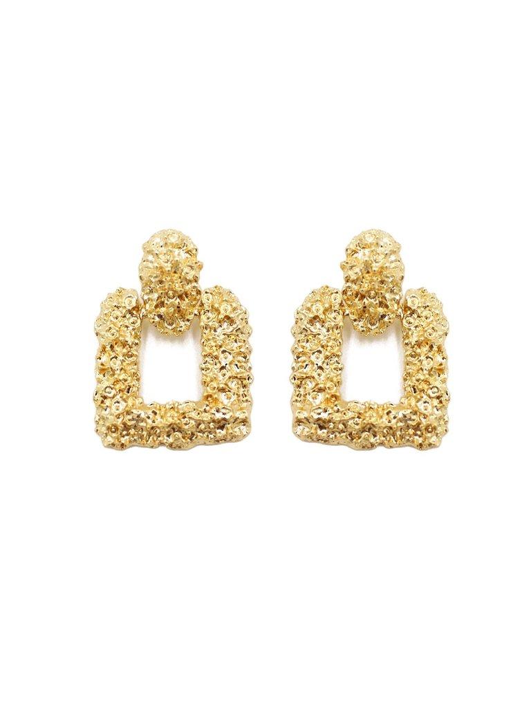 8 Other Reasons Joy earrings gold