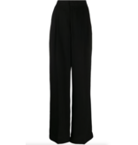 Erika Cavallini Erika Cavallini palazzo pantalon zwart