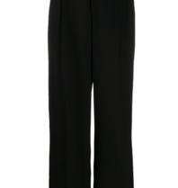 Erika Cavallini palazzo pantalon zwart