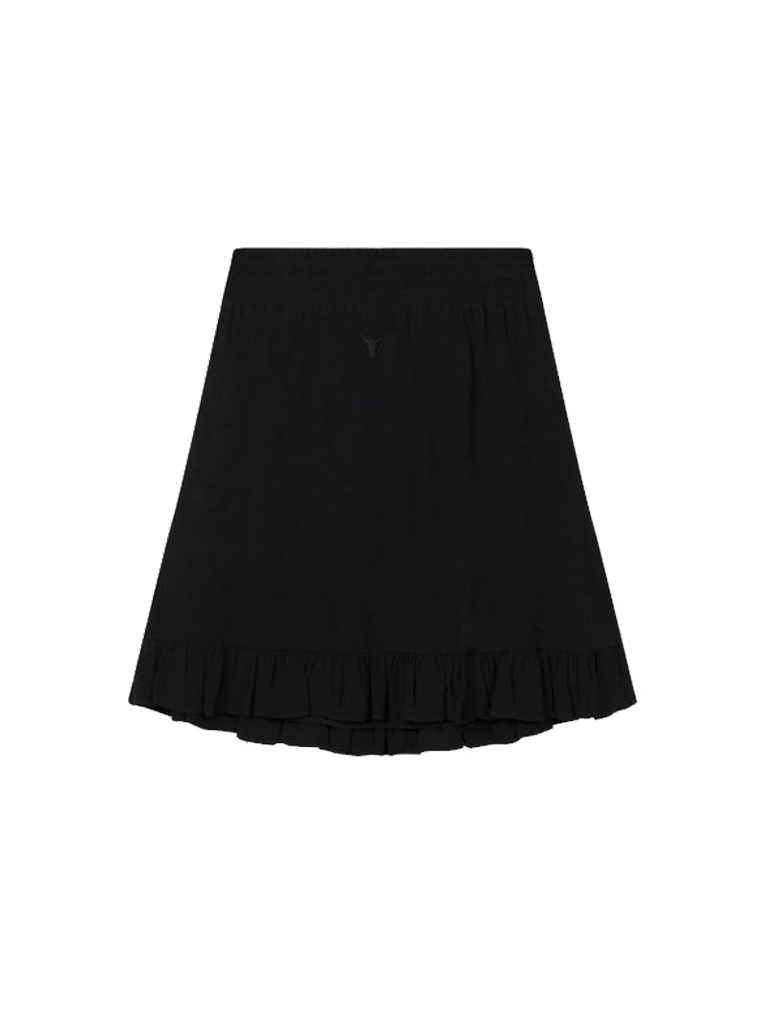 Alix The Label Alix the Label skirt with ruffles black