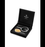 Balmain Hair Couture Bailman Limited Edition Spa Pinsel und Handspiegel Set silber