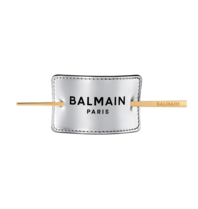 Balmain Hair Couture barrette silver