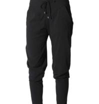 Marithé François Girbaud Jogdrome pants black