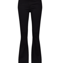 Articles of Society Bridgette flared jeans Valhalla black