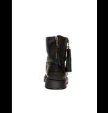 CHA classic low boots zwart