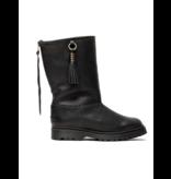CHA classic high boots black