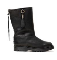 CHA classic high boots zwart
