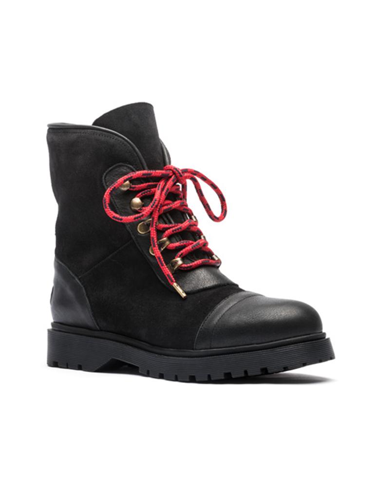 CHA CHA mountain boots zwart
