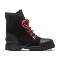 CHA mountain boots zwart