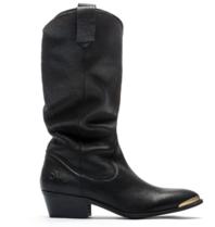CHA Fearless cowboy boots zwart