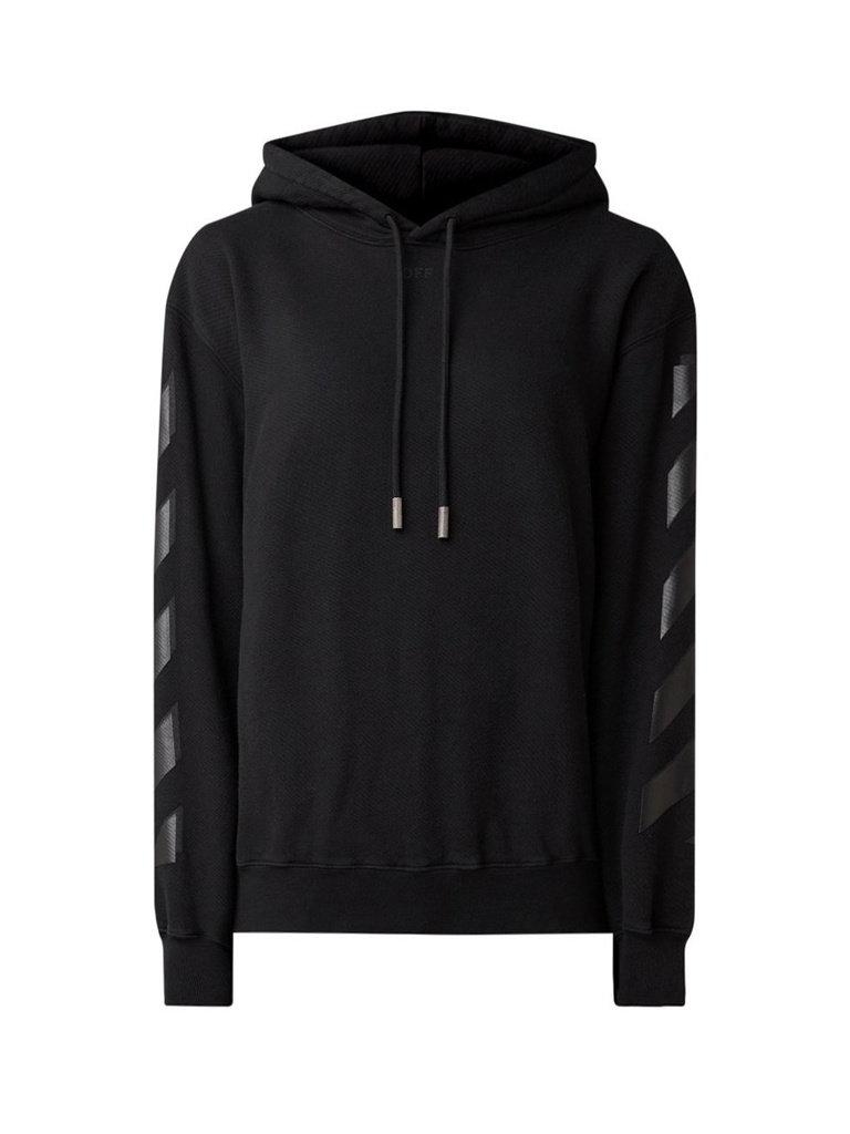OFF-WHITE sweater zwart