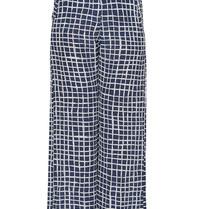 Britt Sisseck Britt Sisseck Kundera trousers striped dark blue