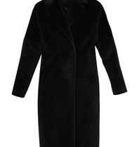 Acide Mary lange jas zwart