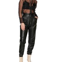Acide Acide Jayla pantalon zwart