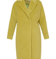 Acide Acide mary long jacket light green