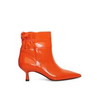 Erika Cavallini enkellaars oranje