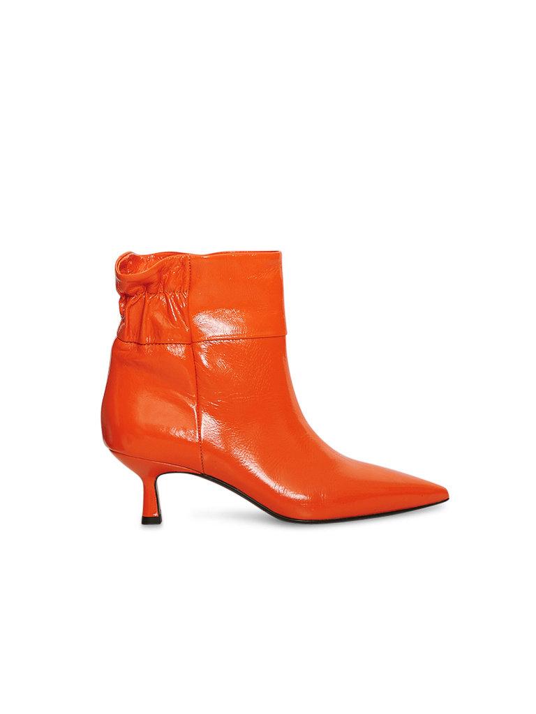 Erika Cavallini Erika Cavallini ankle boots orange
