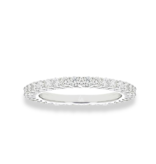 La Sisters LA Sisters Mini Eternity Ring zilver
