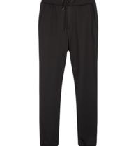 Alix The Label Alix the label sweatpants met opdruk zwart