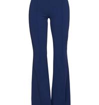 Elisabetta Franchi Elisabetta Franchi flared pantalon blauw