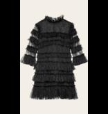 By Malina Carmine jurk zwart