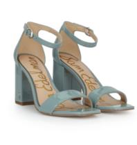 Sam Edelman Daniella light heel sandal blue