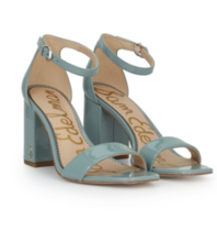 Sam Edelman Sam Edelman Daniella light heel sandal blue