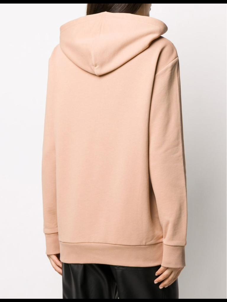 Balmain Balmain Sweater with logo beige