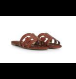 Sam Edelman Bay croco slipper camal