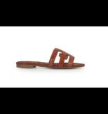 Sam Edelman Sam Edelman Bay croco slipper camal