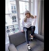 FALLON Amsterdam FALLON Amsterdam Die For Dior sweater white