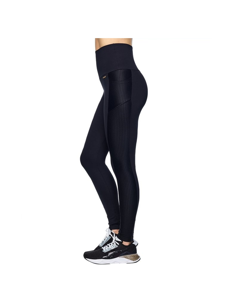 deblon sports Deblon Sports Lynn legging met zak zwart