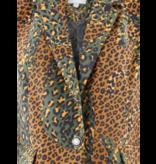 Silvian Heach Silvian Heach Zuari Blazer Leopardenmuster mehrfarbig