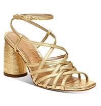 Sam Edelman Sam Edelman Daffodil heel sandal gold