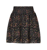 Freebird Freebird Fee skirt with floral print black