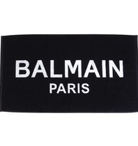 Balmain Hair Couture Balmain Hair Couture Spa handdoek zwart