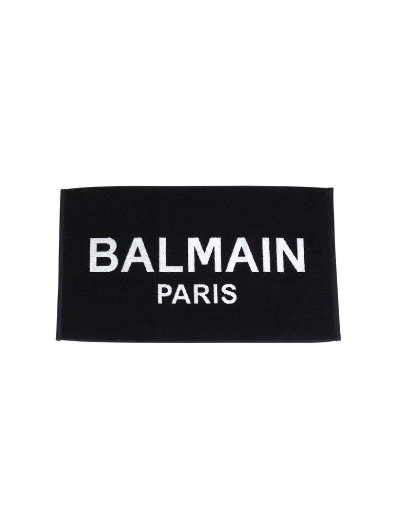 Balmain Hair Couture Balmain Hair Couture Spa handdoek zwart
