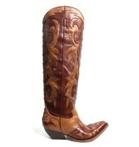 Jeffrey Campbell Starwood cowboylaarzen bruin
