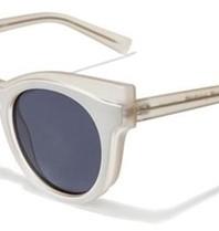 Le Specs Le Specs Self portrait edition three sunglasses nude
