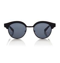 Le Specs Le Specs Cleopatra zonnebril zwart