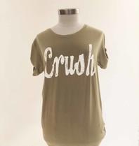 VLVT VLVT Crush T-Shirt grün