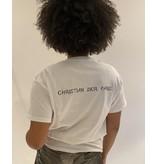 FALLON Amsterdam FALLON Amsterdam Dior T-Shirt weiß