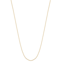 Just Franky Just Franky Anker Collier ketting 42-44cm goud
